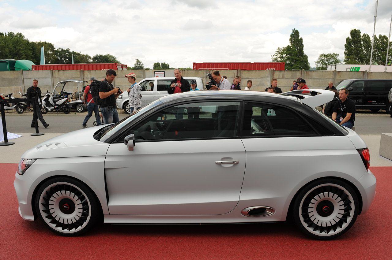 Audi A1 Clubsport Quattro Autos Coches Vehiculos