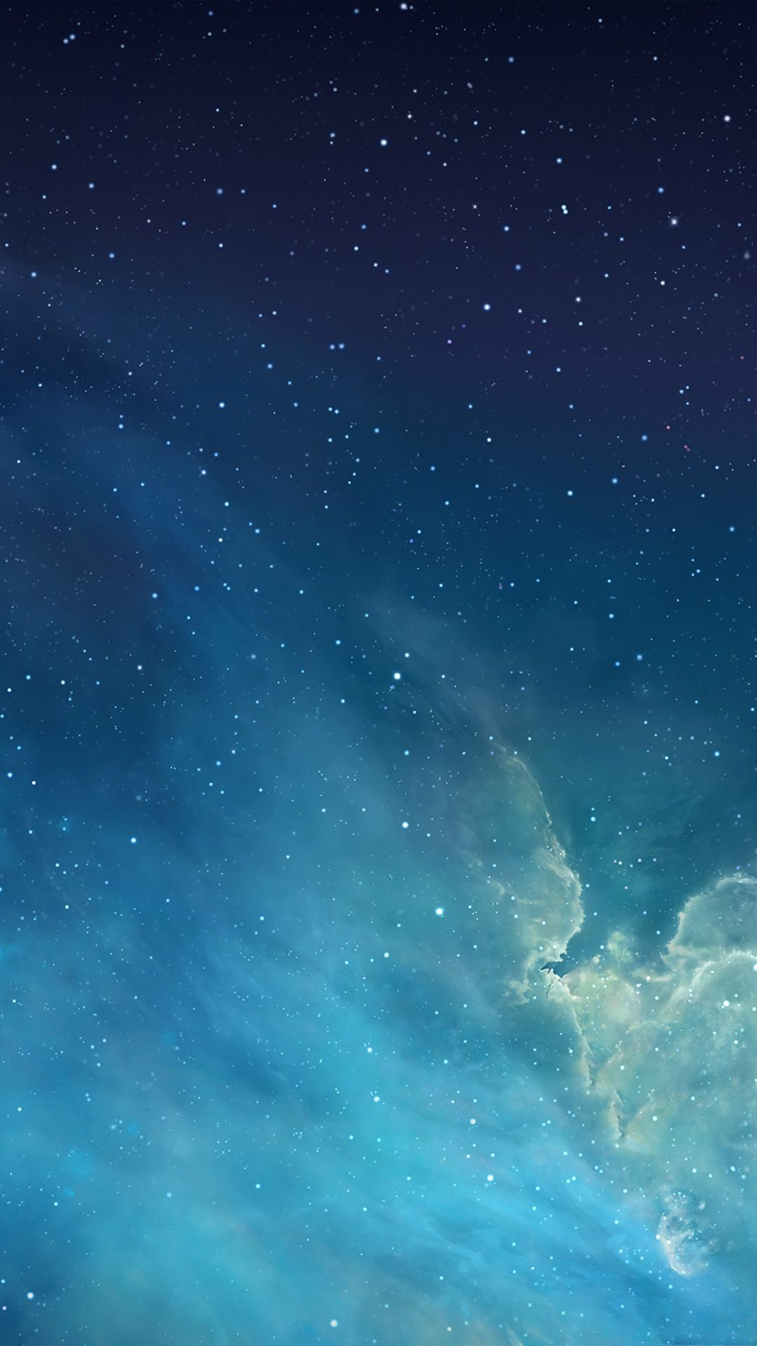 blue sky stars default lockscreen android wallpaper | wall : paper