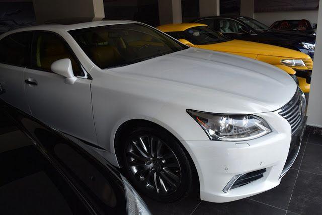 سيارات للبيع معرض باصبرين للسيارات 0595580355 لكزس Ls460 ابيض 2013 Car Suv Suv Car