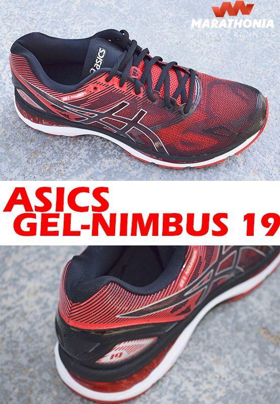ce20acd93 Las zapatillas running ASICS GEL NIMBUS 19 son muy ligeras y ofrece al  mismo tiempo comodidad