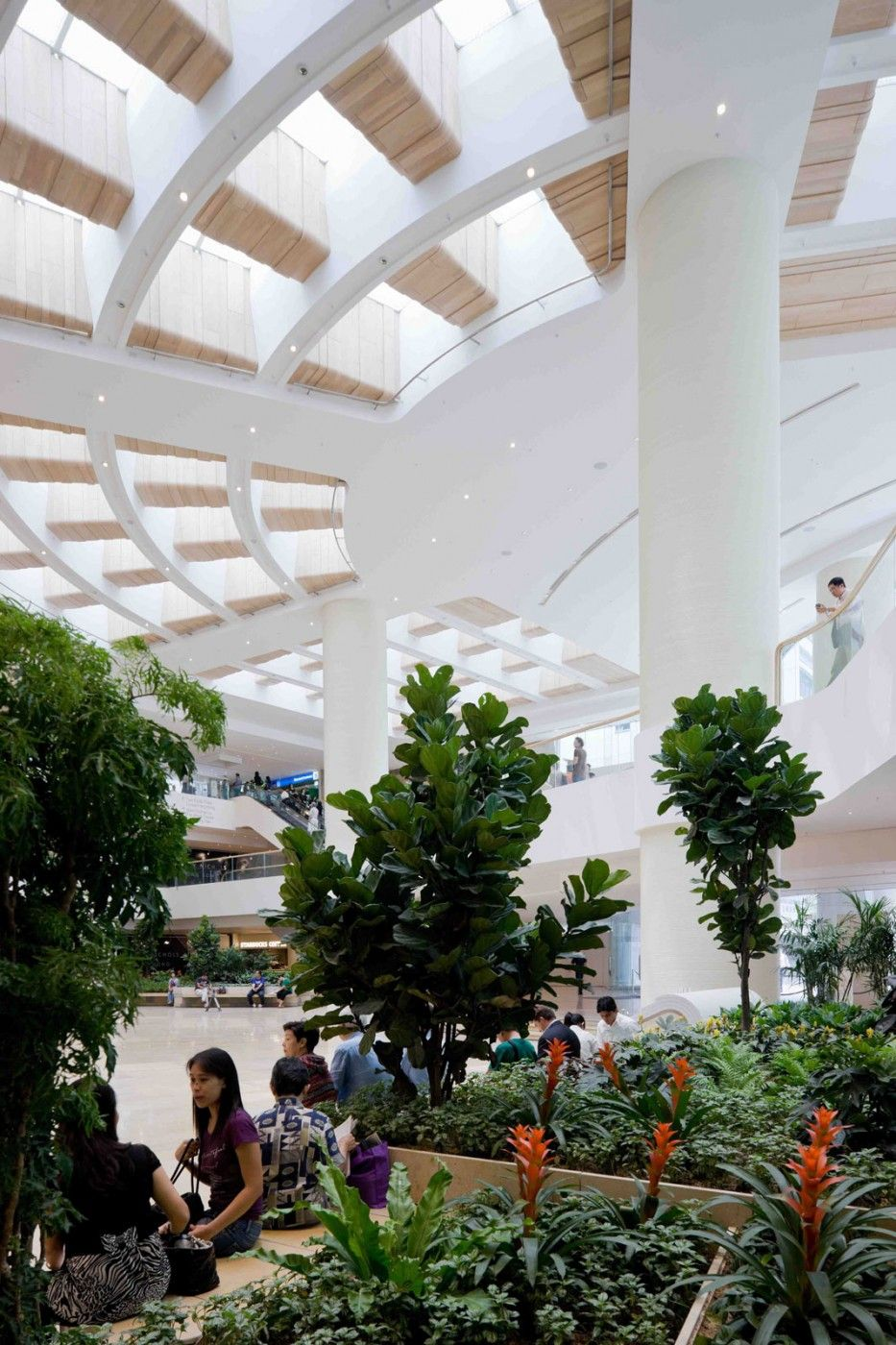 Pacific Place Shopping Mall Design Pacific Place Thomas Heatherwick
