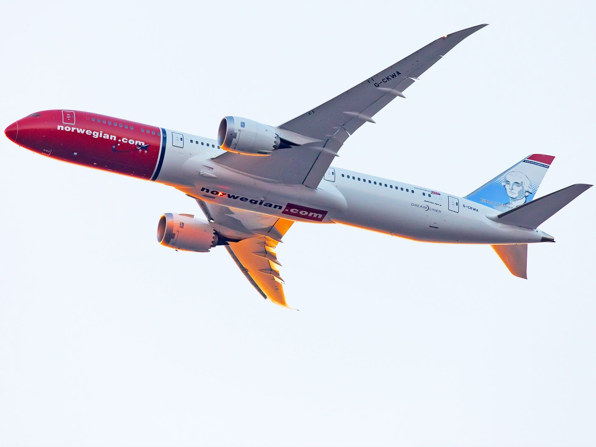 NorwegianAir Norwegian Air to start charging for hand