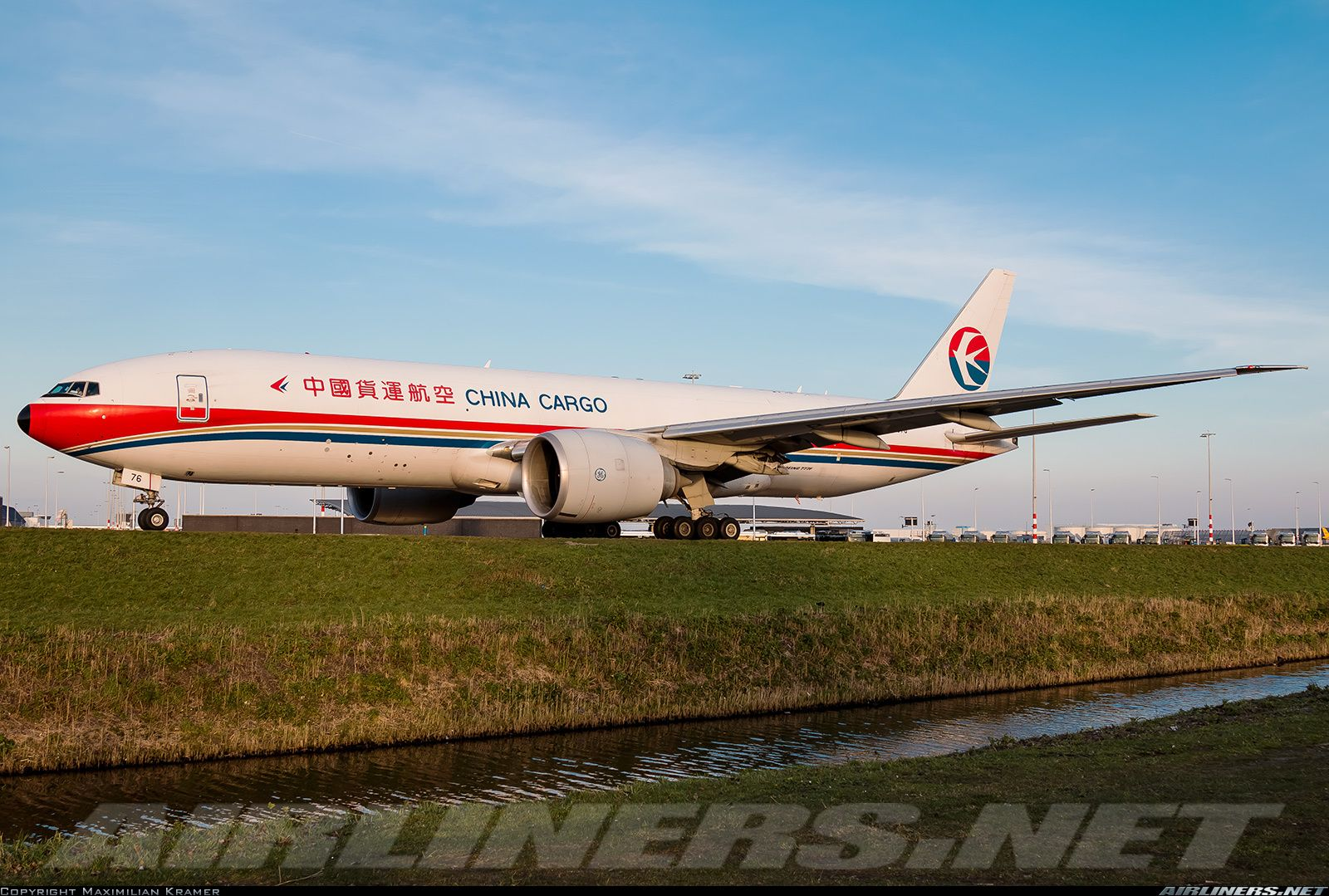 Boeing 777F6N, China Cargo Airlines, B2076, cn 37711/846