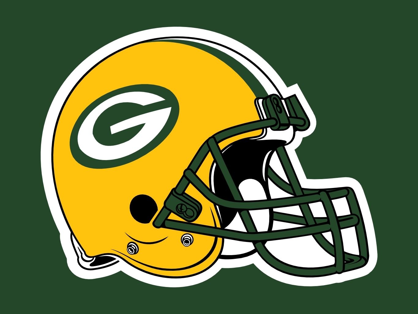 Green Bay Packers Green Bay Packers Helmet Nfl Flag Green Bay Packers