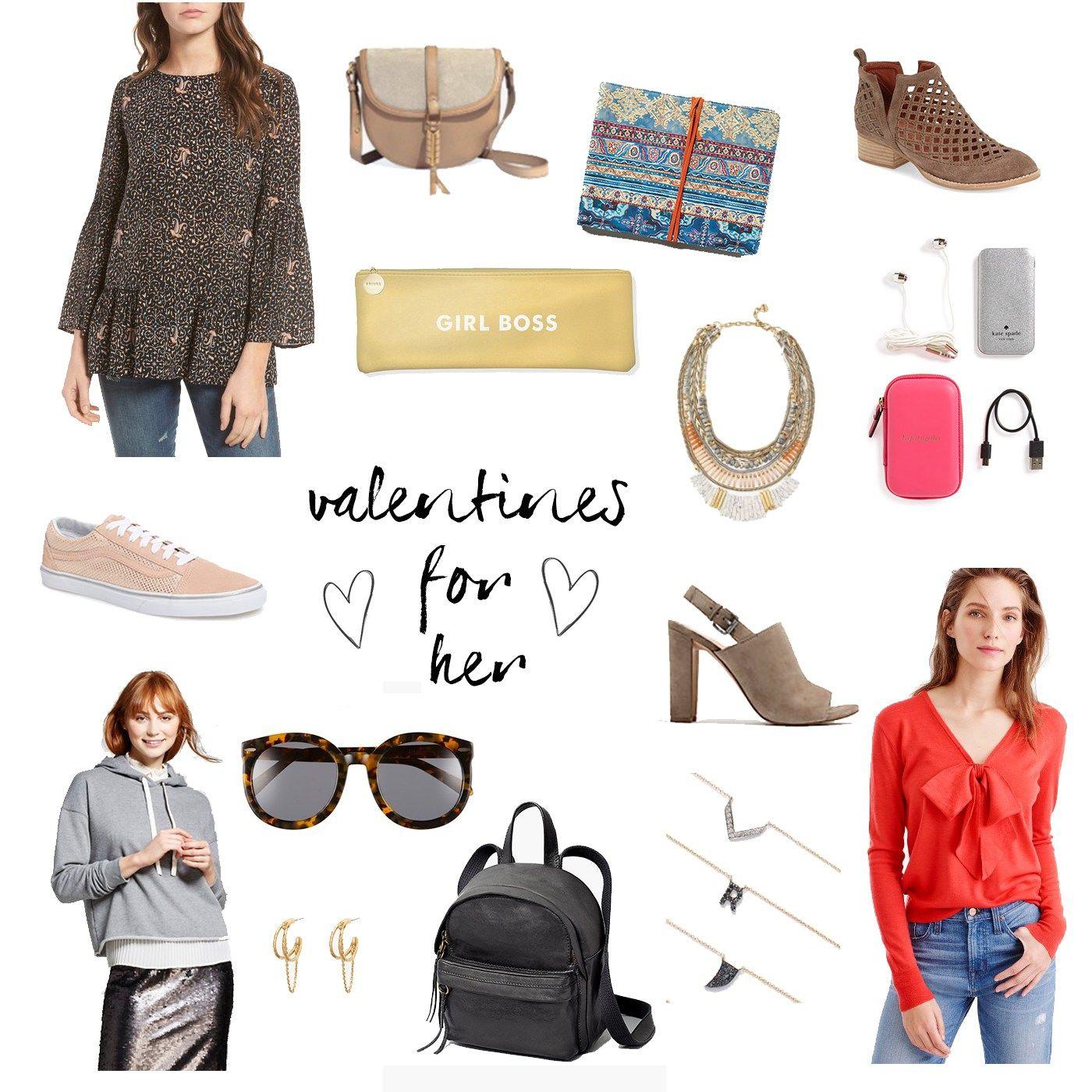 Valentine's Day Gift Guide for Her. www.jillianrosado.com IG @ jillianrosado
