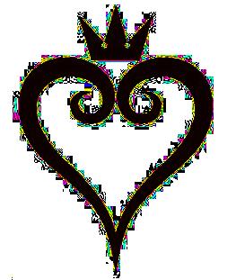 Kingdom Hearts Logo By Edenco Arts Kingdom Hearts Tattoo Gaming Tattoo Kingdom Hearts Art