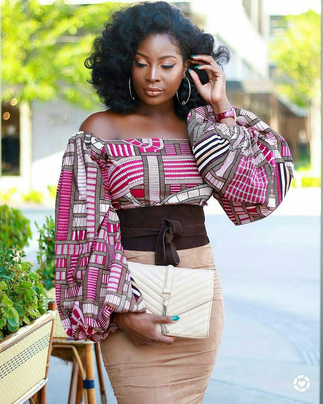 African american designer wedding dresses  Checkout These Sizzling Ankara Tops For Inspiration You Will