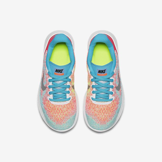 a75c4e0bd53f Nike Free RN 2017 Little Kids  Running Shoe