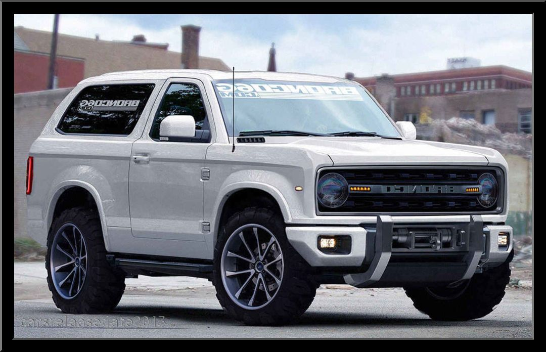 Pin By Newest Cars On Cars Release Date Ford Bronco Concept 2019