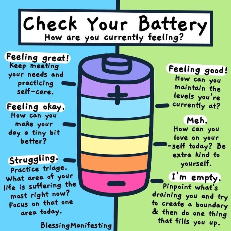 Check your Battery! mentalhealth mentalhealthawareness