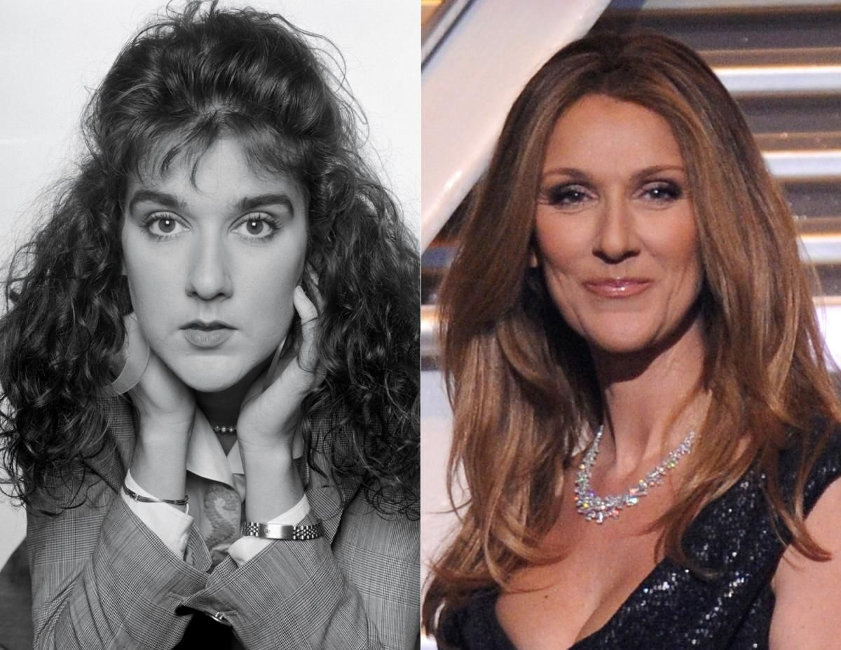 Celine Dion - Photos - Before they were stars | Celine ...