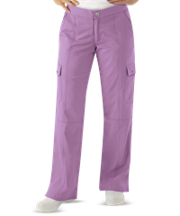 UA+Butter-Soft+Twill+STRETCH+Scrubs+Ladies+Zippered+Front+Cargo+Pant