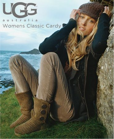 d521df57c83 UGG Womens Classic Cardy. I sometimes miss being in a country where ...