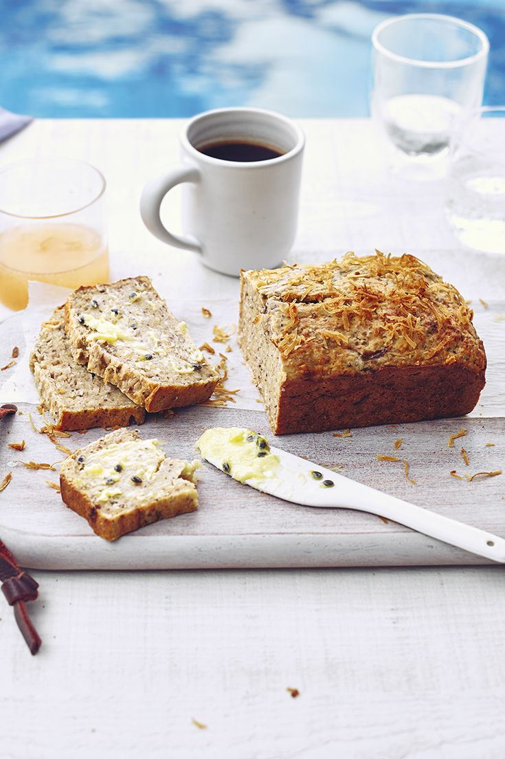 Bake This Tasty Banana Bread And Serve Warm With Passion