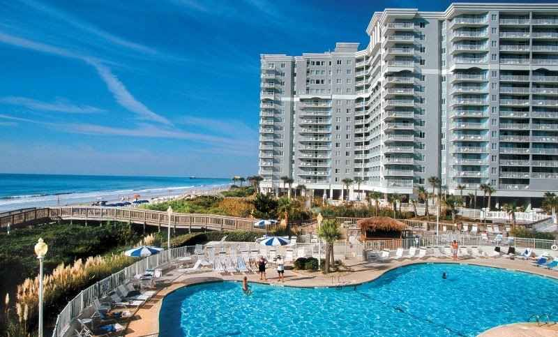 Sea Watch Resort Myrtle Beach Sc