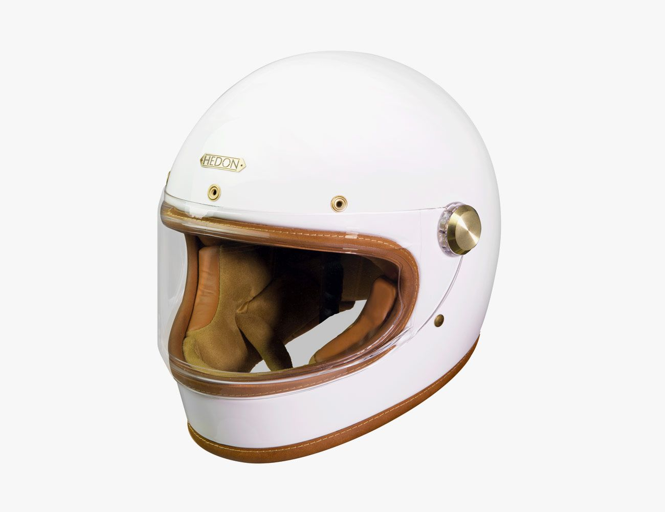 5 Stunning Vintage Style Motorcycle Helmets From Boutique Brands Cafe Racer Helmet Motorcycle Helmets Vintage Motorcycle Helmet Design