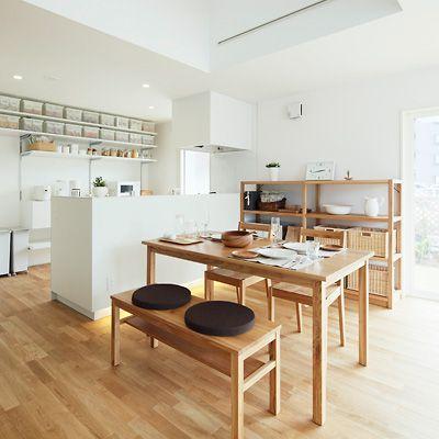Muji House 無印良品の家 8 19m 6 37m 家のインテリアデザイン