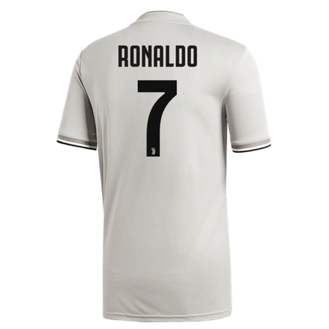 4d0cb8d3f Juventus 18 19 Away Men Soccer Jersey Personalized Name and Number ...