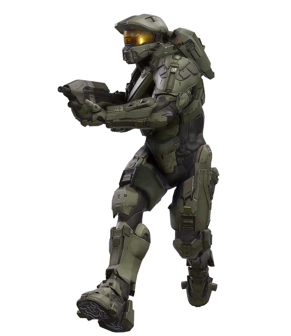 Halo 5 Official Images Character Renders Halo 5 Master Chief Halo 5 Guardians