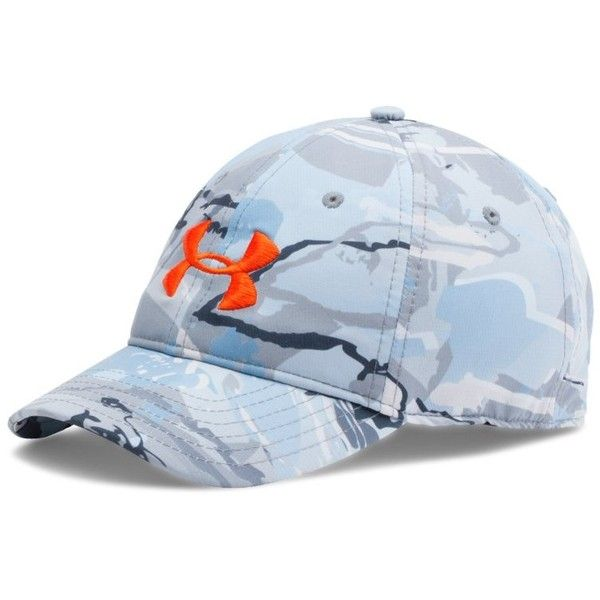 ua camo hat