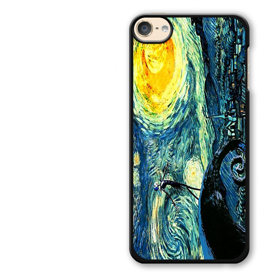 Starry Night Nightmare Before Christmas iPod Touch 6 Case | Products ...