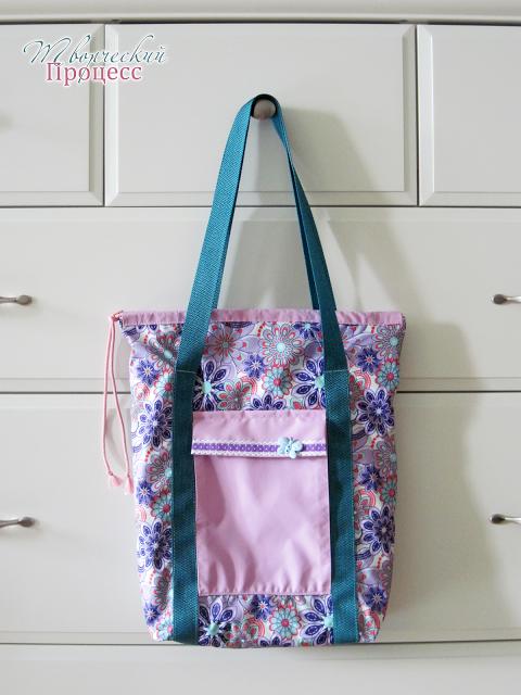 Про спорт, детский сад и новую сумку :)