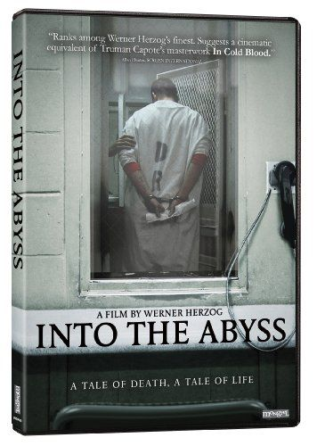 Into the Abyss - Nine years after the murder of three people in Texas, director Werner Herzog takes us inside the minds and hearts of the convicted killers (one of whom was executed soon afterward). The victims' families, the prison's chaplain and a former executioner, help trace the legacy of this horrific crime. June 15