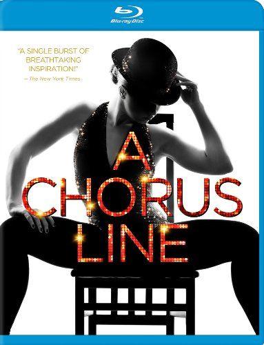 Chorus Line Blu Ray Douglas Shopswell A Chorus Line Coro Peliculas Completas