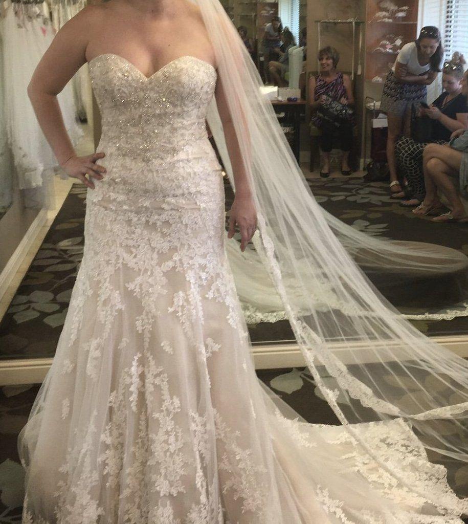 Essence Of Australia 'D2267' Size 14 New Wedding Dress
