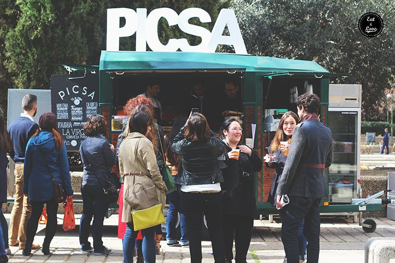 Picsa Food Truck - Street Food Madrid
