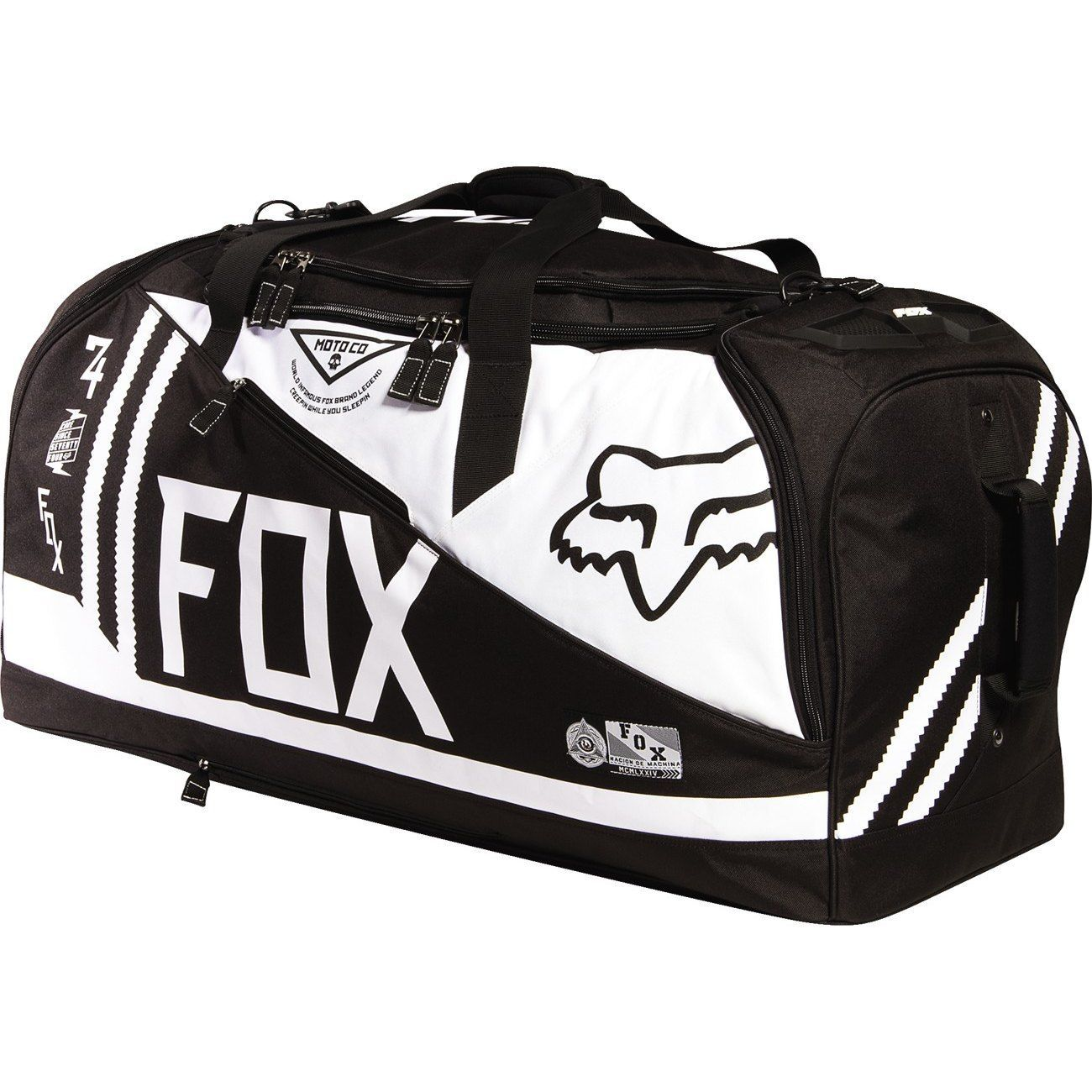 Fox Motocrosser Fox Racing Podium Machina Gear Bag Chaparral Mot Fox Motocross Boots Racing Gear Dirt Bike Riding Gear