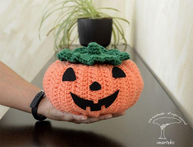 Amigurumi. Amigurum Halloween, calabaza | Calabazas, Halloween y ...