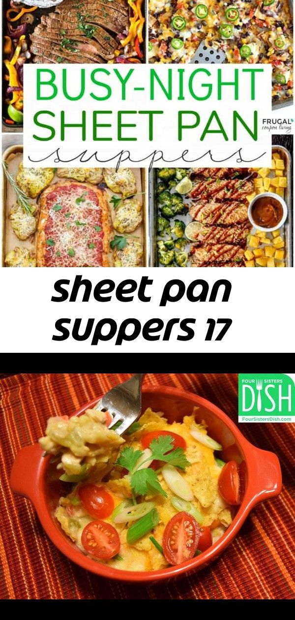 Sheet pan suppers 17 #sheetpansuppers