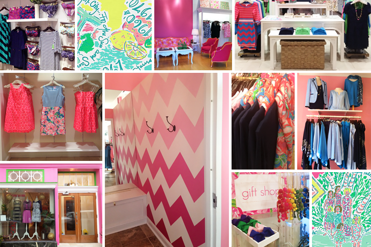 The Pink Palm A Lilly Pulitzer Signature In Richmond Charlottesville And Mclean Virginia
