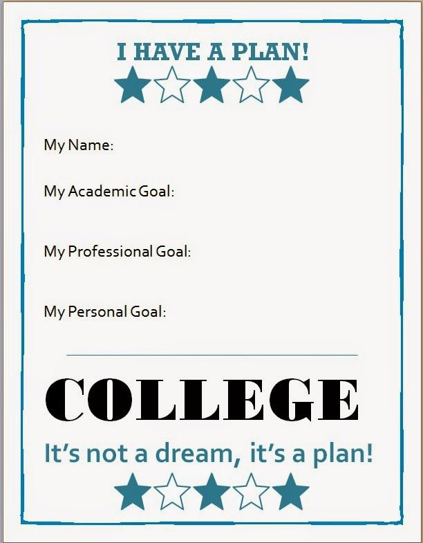 The Middle School Counselor 7th Grade College Awareness Lesson – Career Worksheets for Middle School