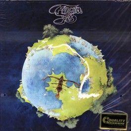 Yes Fragile Lp 200 Gram Vinyl Gatefold Cover Analogue Productions Kevin Gray Steve Hoffman Qrp Usa Vinyl Gourmet Arte Gramas