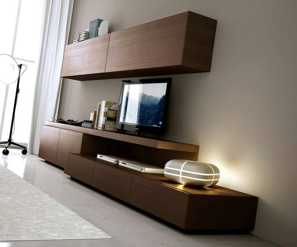 Mueble para rec mara tv en habitaci n en 2019 muebles - Muebles modernos de diseno ...