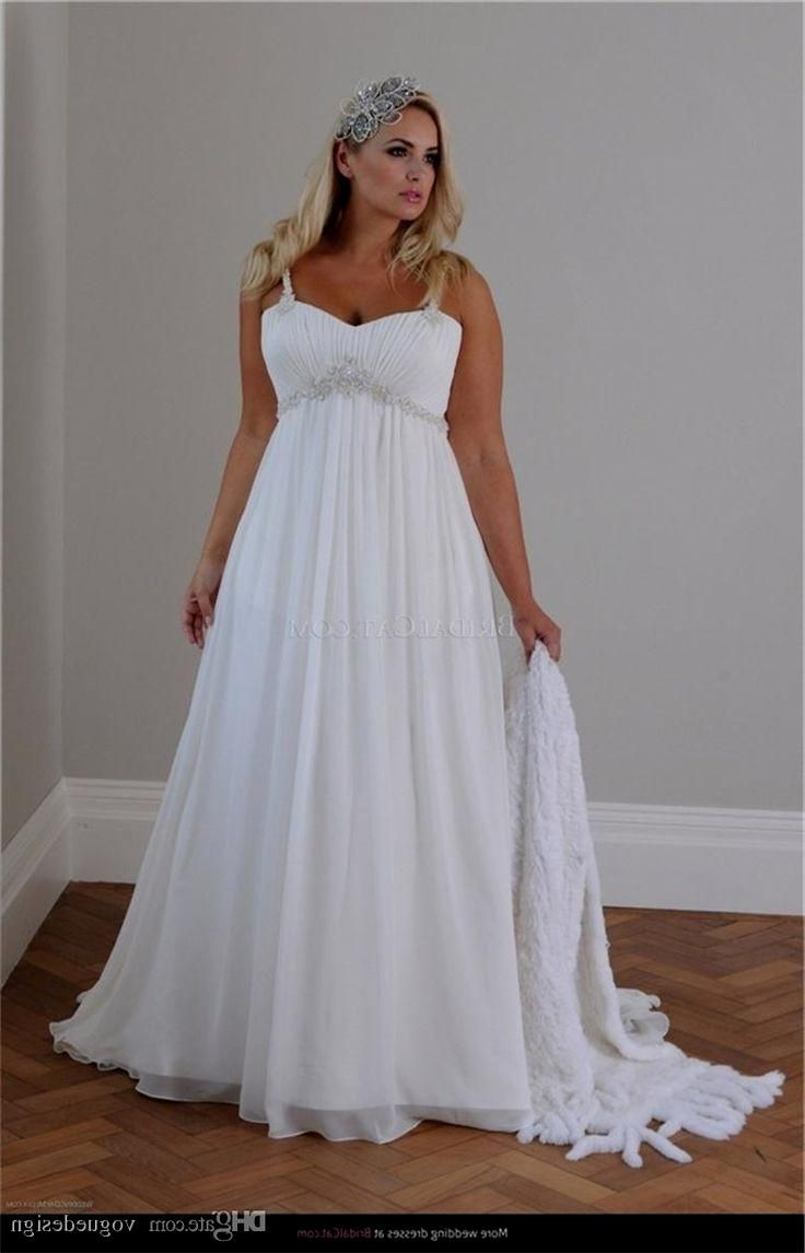 Informal plus size wedding dresses | Wedding Dress Ideas | wooton ...
