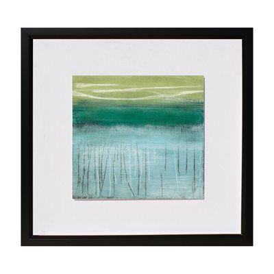 Art Innovations MHP119CAP- LW12 Shoreline Memories I Framed Art
