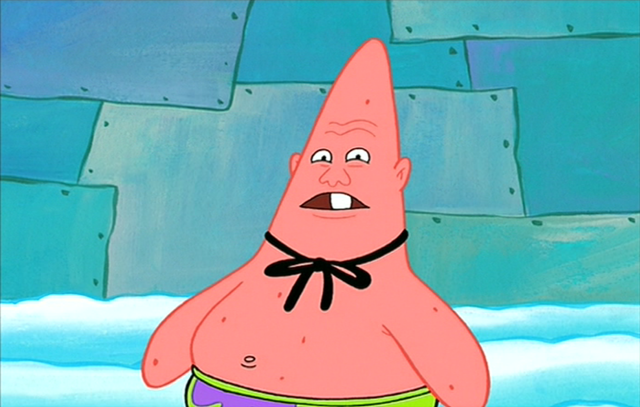 Who You Callin Pinhead By Cusackanne 1 Png Spongebob Funny Funny Spongebob Memes Spongebob Faces
