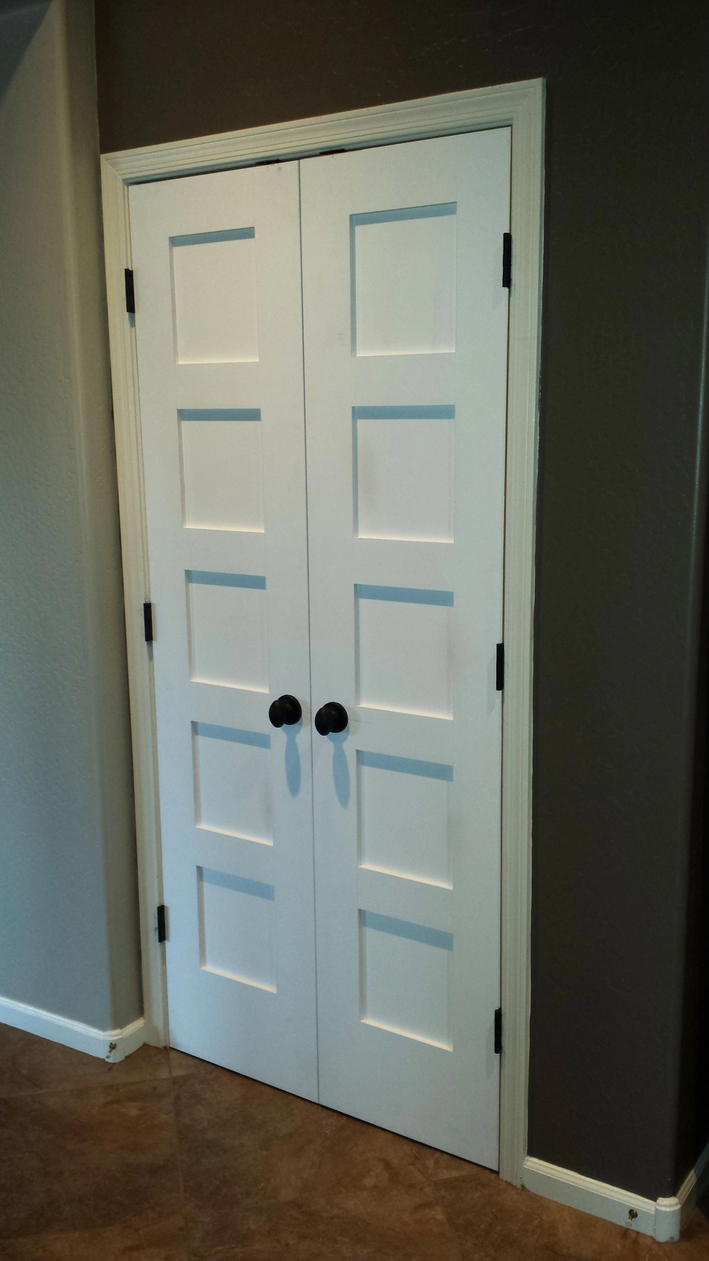 Contemporary Entry Doors | Solid Wood French Doors Interior ...