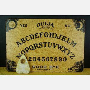 Ouija Board, $80, now featured on Fab.