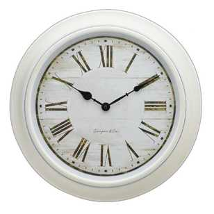 Cooper Co French Provincial Clock In 2020 Clock French Provincial Home Clock