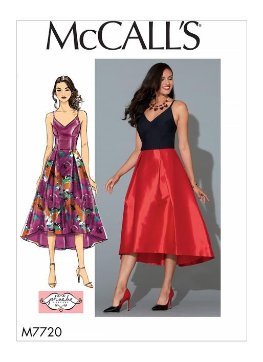 M7720 | McCall\'s Patterns | Sewing Patterns | McCalls sewing pattern ...