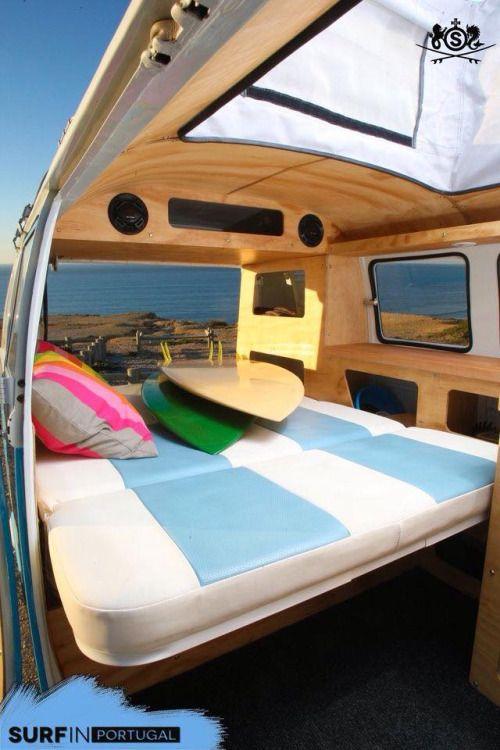 pingl par placedelaloc sur camping car combi pinterest caravane camping car et van am nag. Black Bedroom Furniture Sets. Home Design Ideas