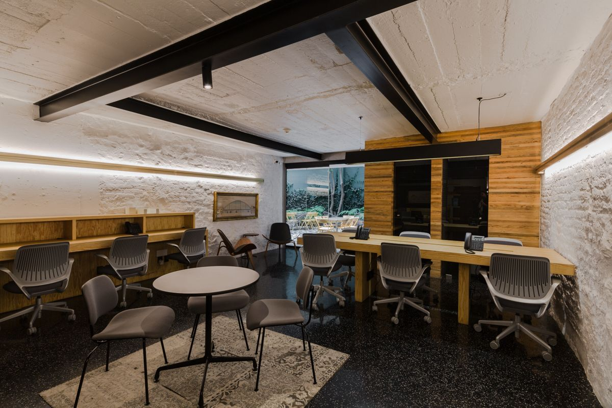 Nayarit 56 Onnis Luque Offices Pinterest Oficinas  # Muebles Nayarit
