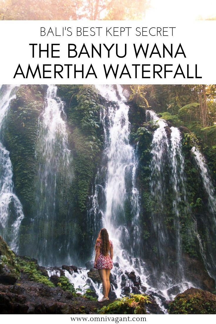 The Banyu Wana Amertha Waterfall Bali's Best Kept Secret
