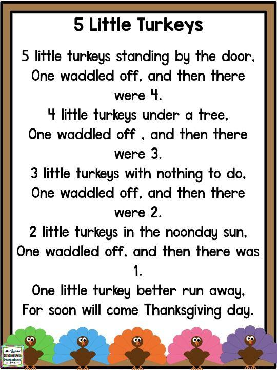 Turkeys, Subtraction And Veteran's Day:  Schedulin' Sunday