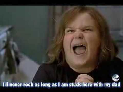 Amazin video with Meatloaf and Dio Tenacious D- Kickapoo