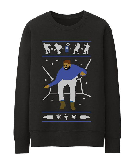 Hotline Bling Ugly Christmas Sweater by ShyrtSupply on Etsy ...